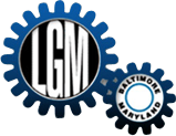 Link Gear & Machine Company, Logo